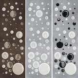 Bubbles Lurex Building Material