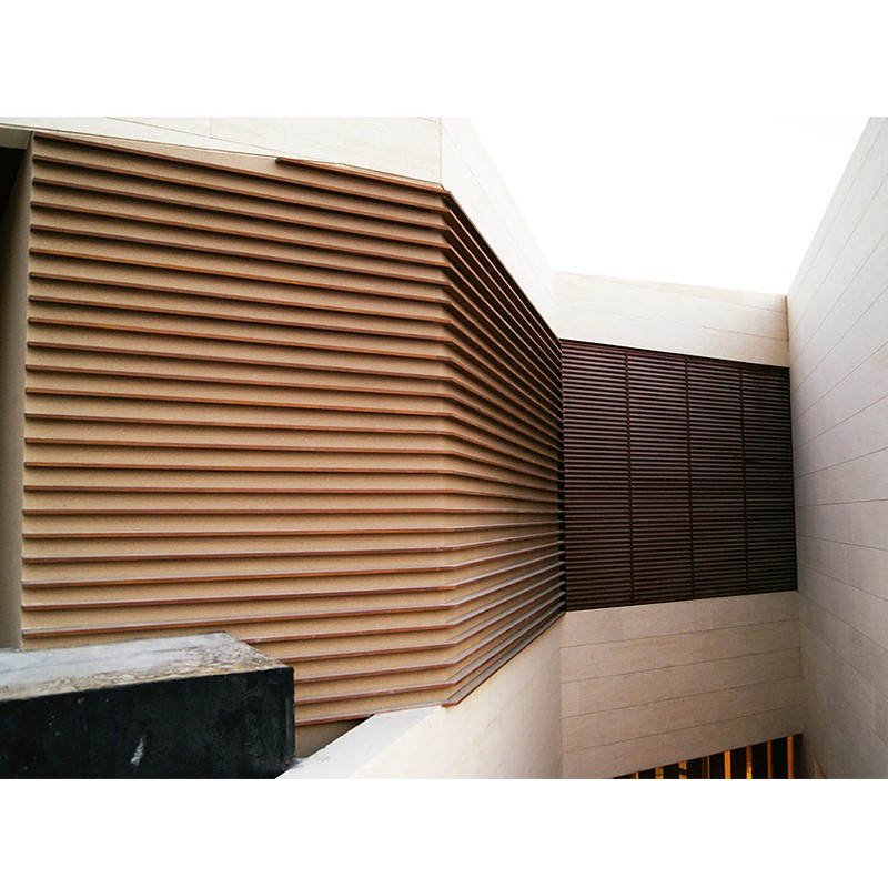 Sunshade System by Technowood