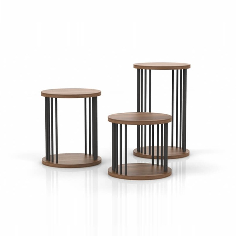 Corinth Coffee Table Cafe Tables