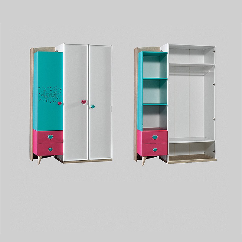 Candy Wardrobes