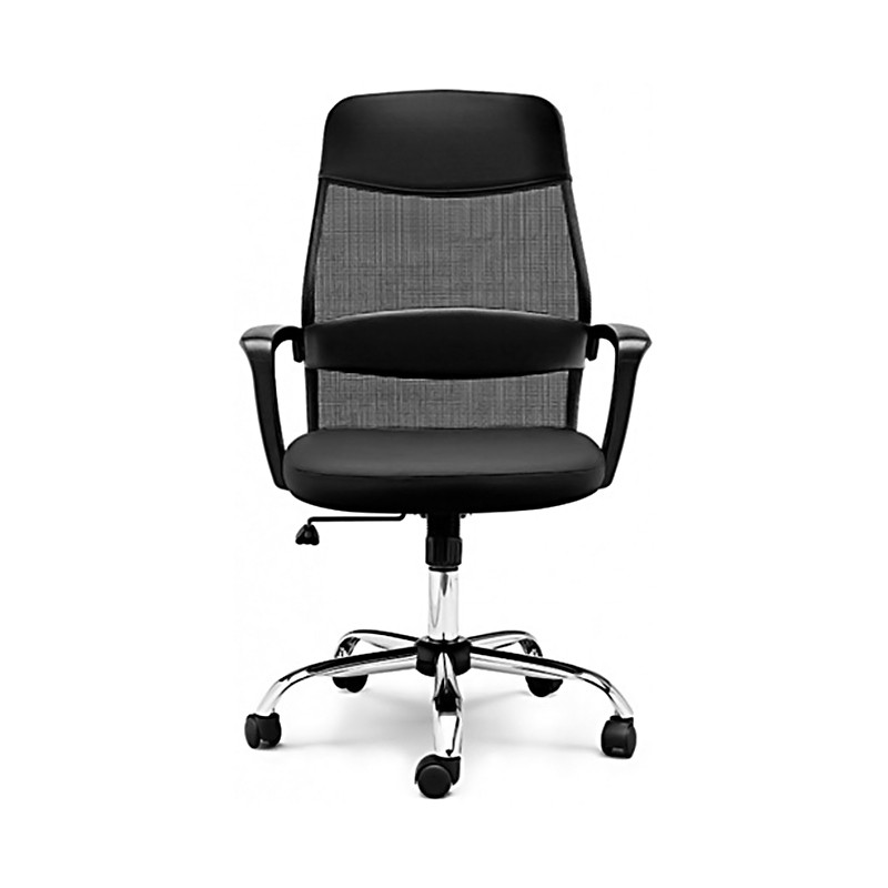 Armchair With Swinging Mechanism For Executive Office by Castellani