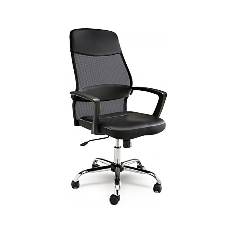 Armchair With Swinging Mechanism For Executive Office Executive Chairs