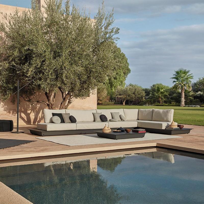 Air Concept 3 Alu Outdoor Sofas