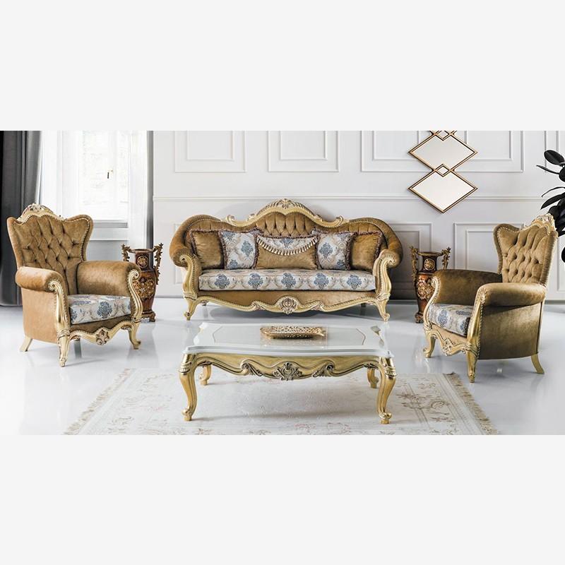 Almina Sofa Set Living Room Sets