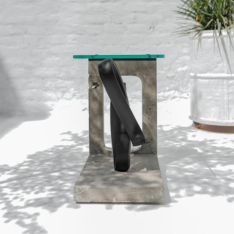Atrangi L Table by Ek Kalakaar Designs