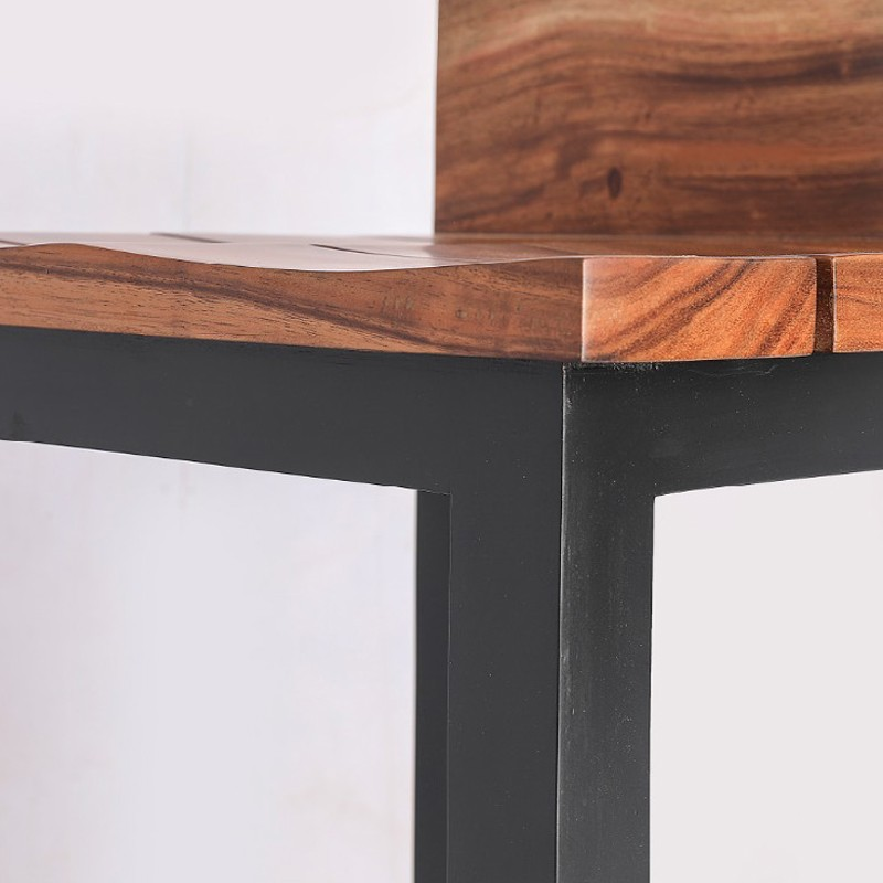 Bar Stool with Bump by Wootique