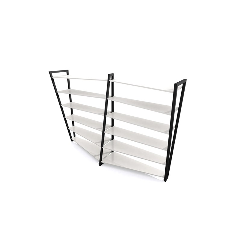 Bibliotheque Up And Down Display Stands