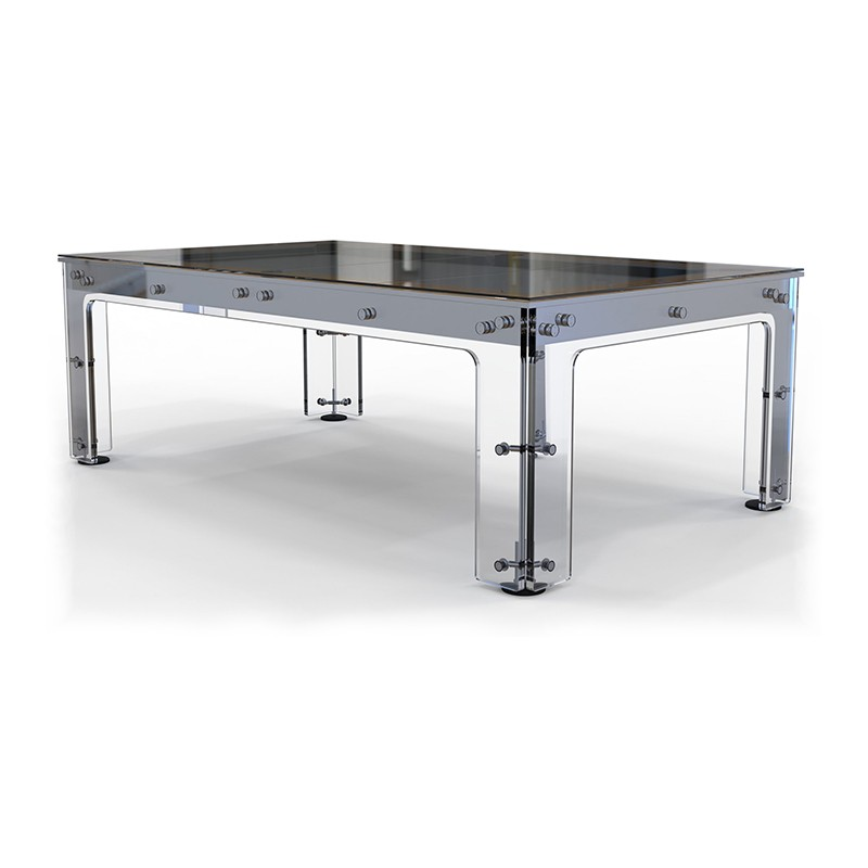 Billiard Table Tokyo Crystal Dining Tables