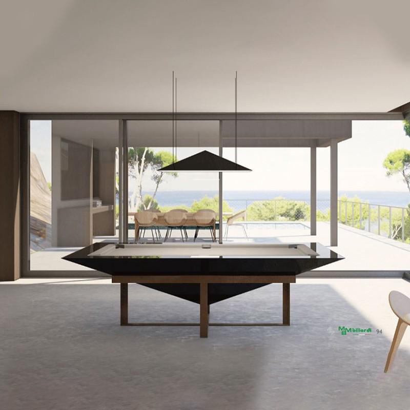Black Diamond Billiard Table Pool Table