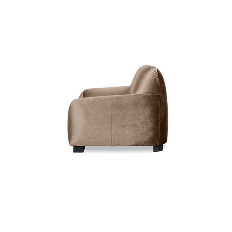 Borneo Single Sofa by Brabbu