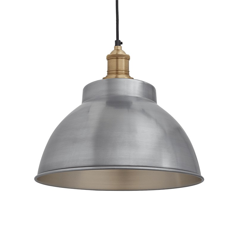 Brooklyn Dome Pendant by Industville