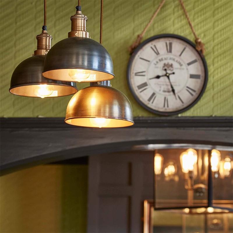 Brooklyn Dome Pendant Hanging Lights