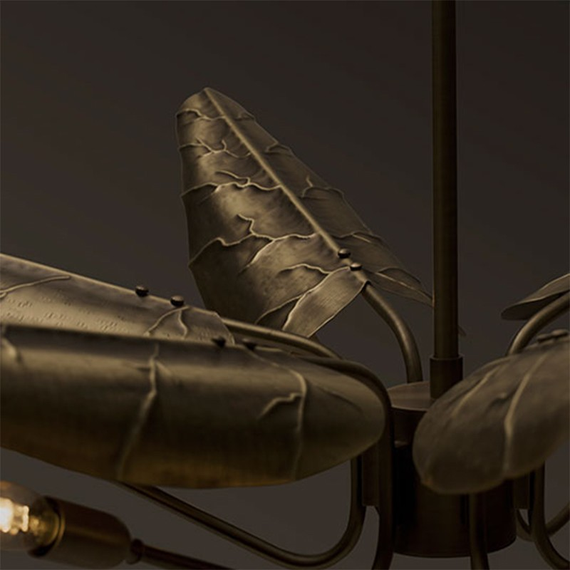 Calla Suspension Light by Brabbu