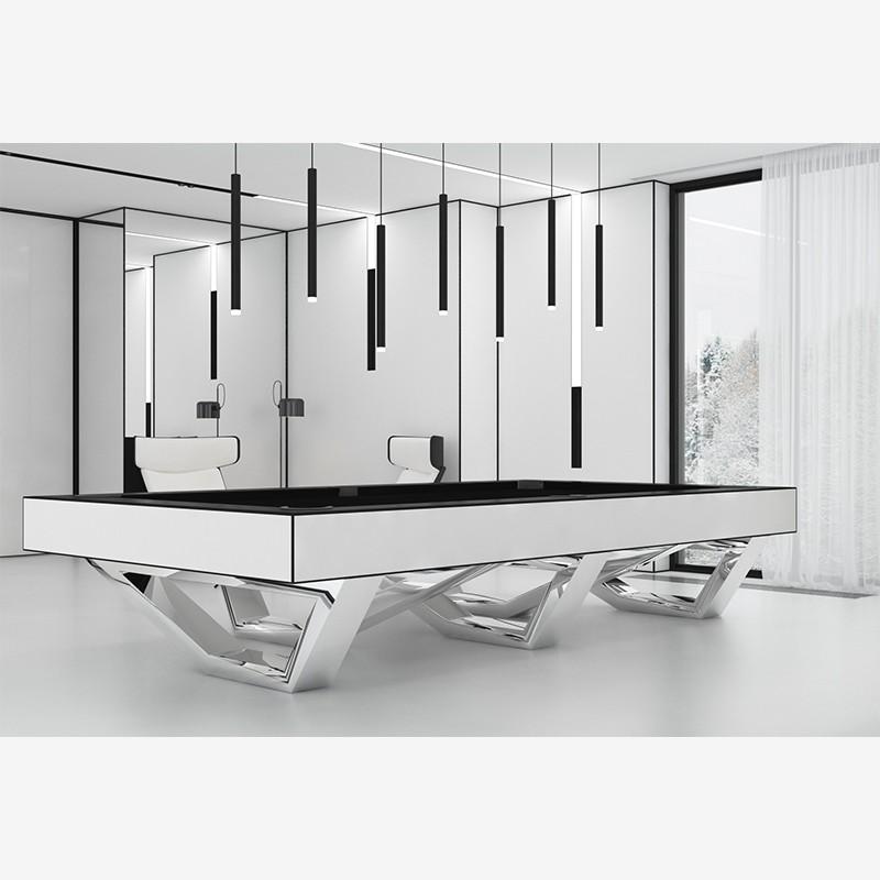 Geometrix Billiard Table by MBM Biliardi
