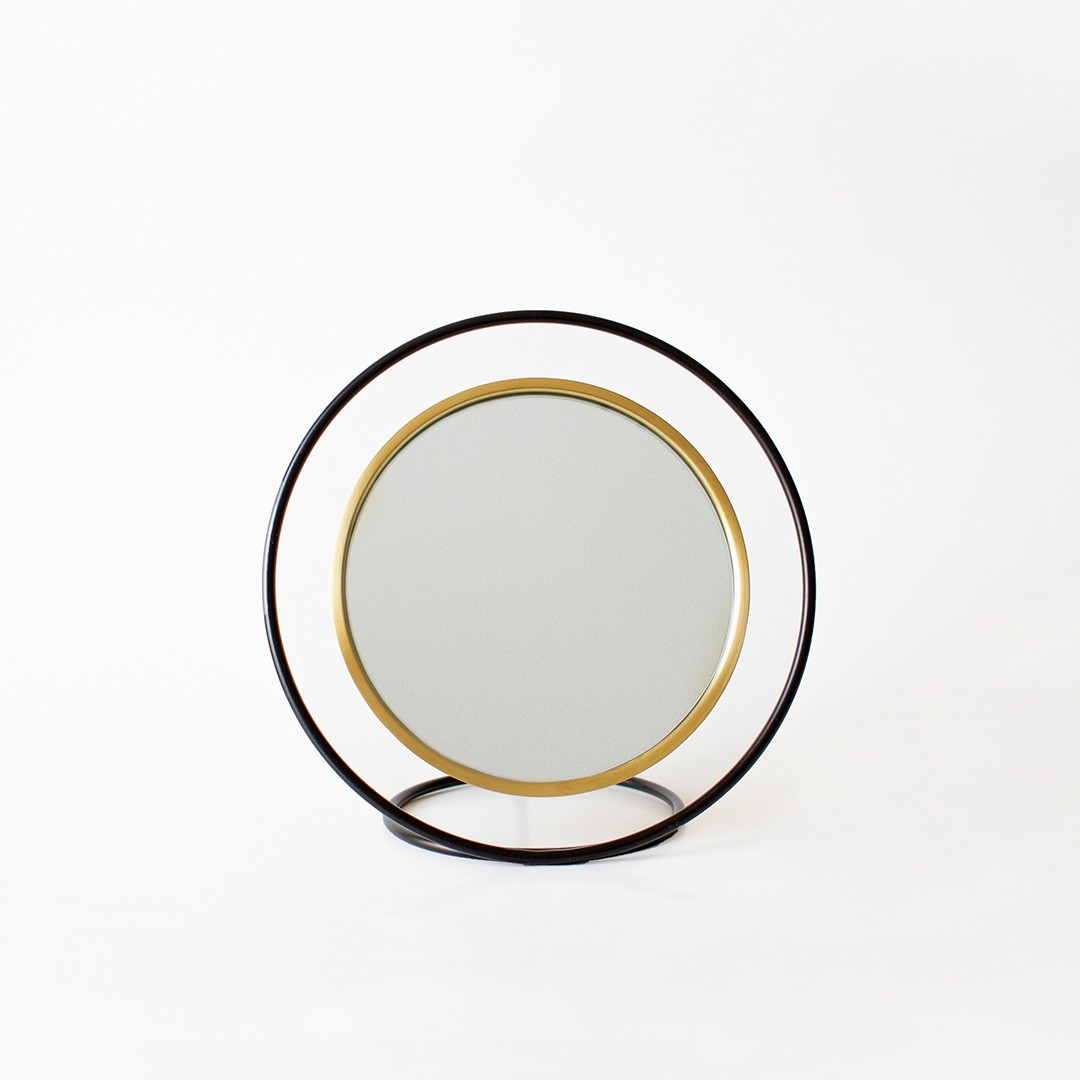 Hollow Mirror Brass - Small Size Mirrors