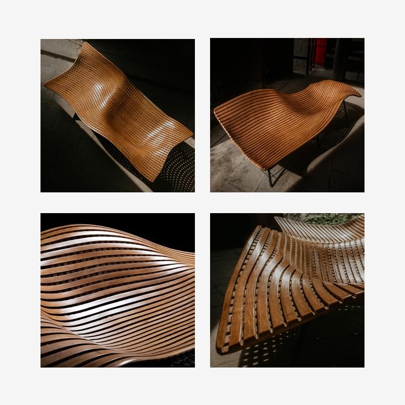 Kyma Bench by andblack