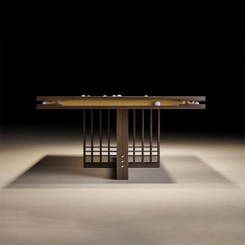 Kyoto Billiard Table by MBM Biliardi