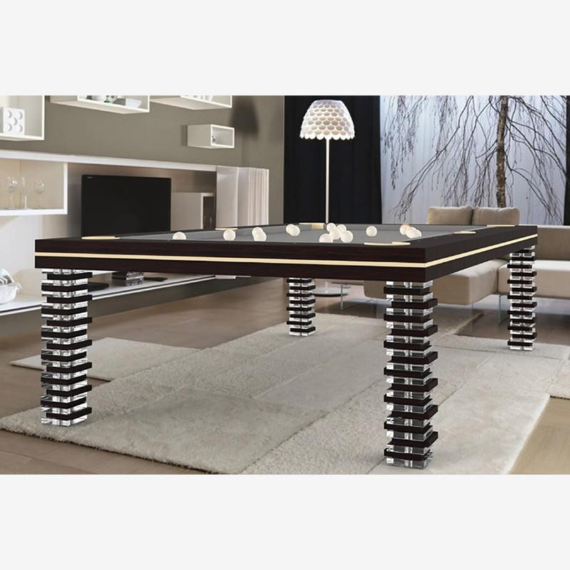 Luxury Billiard Table Bruxelles by MBM Biliardi
