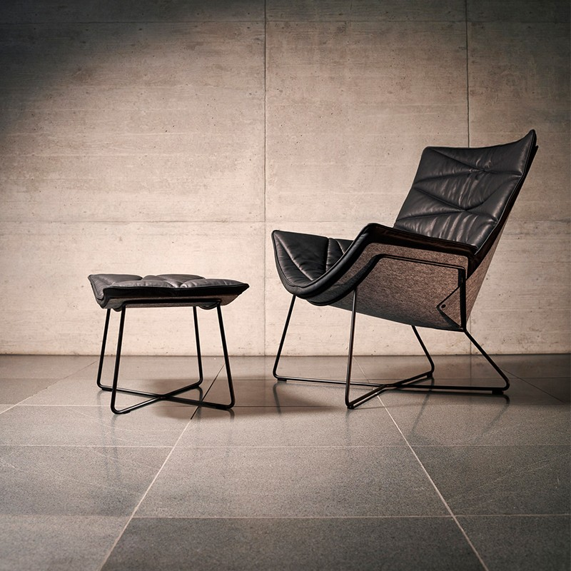 Nest Lounge Ottoman Footstools