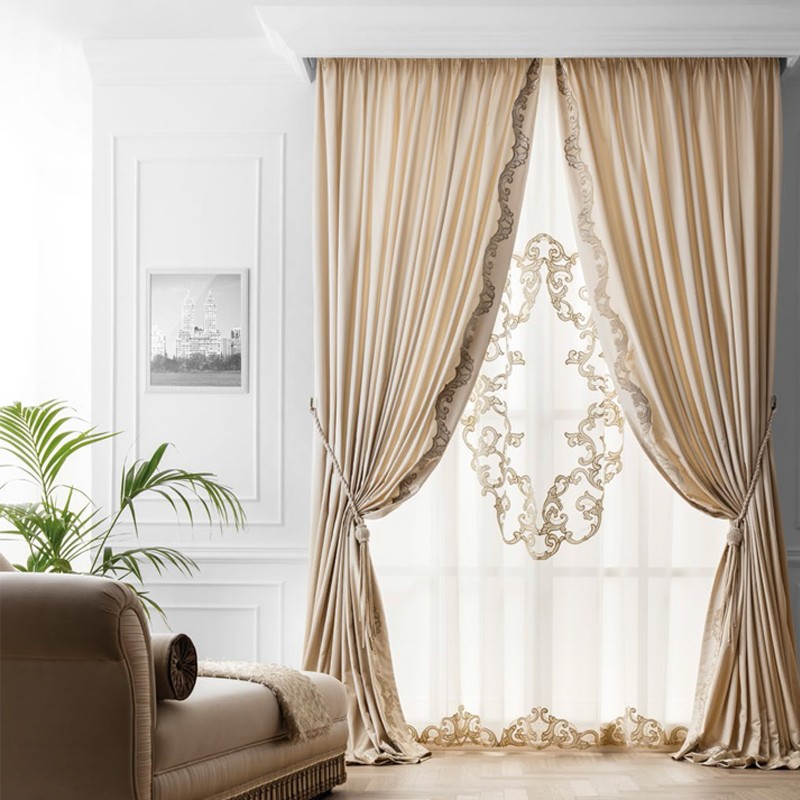 Palazzo Blinds and Curtains