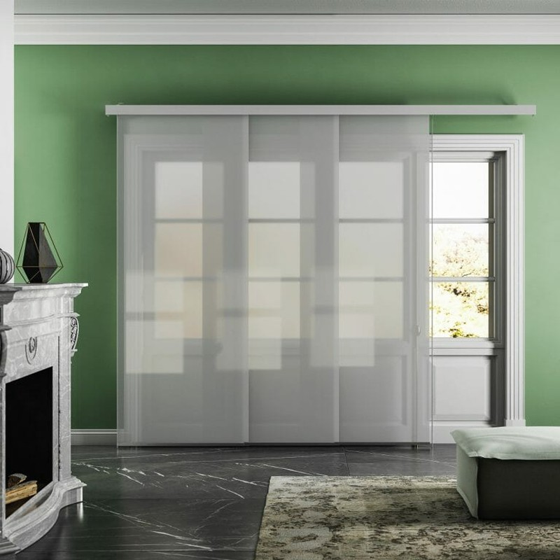 Panel Bar Blinds by Tao