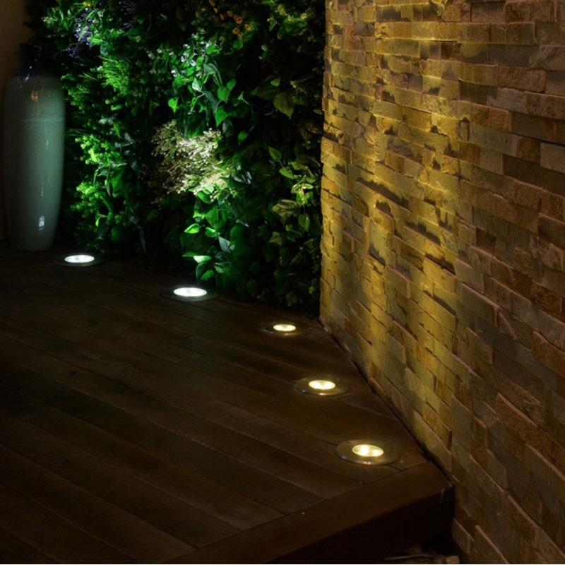 SD910G Outdoor Step Lights