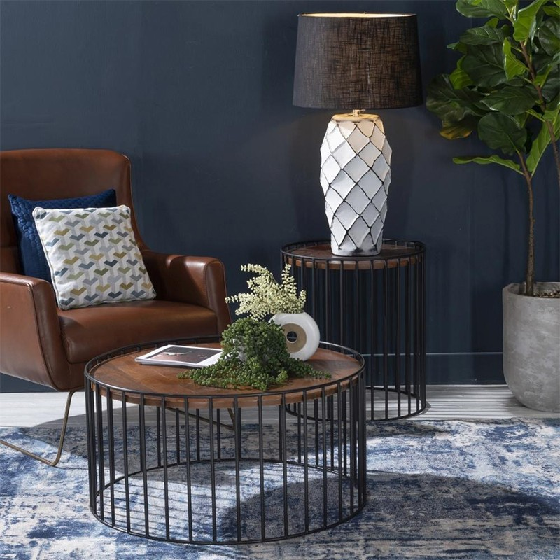 Perth Side Table by Claymint