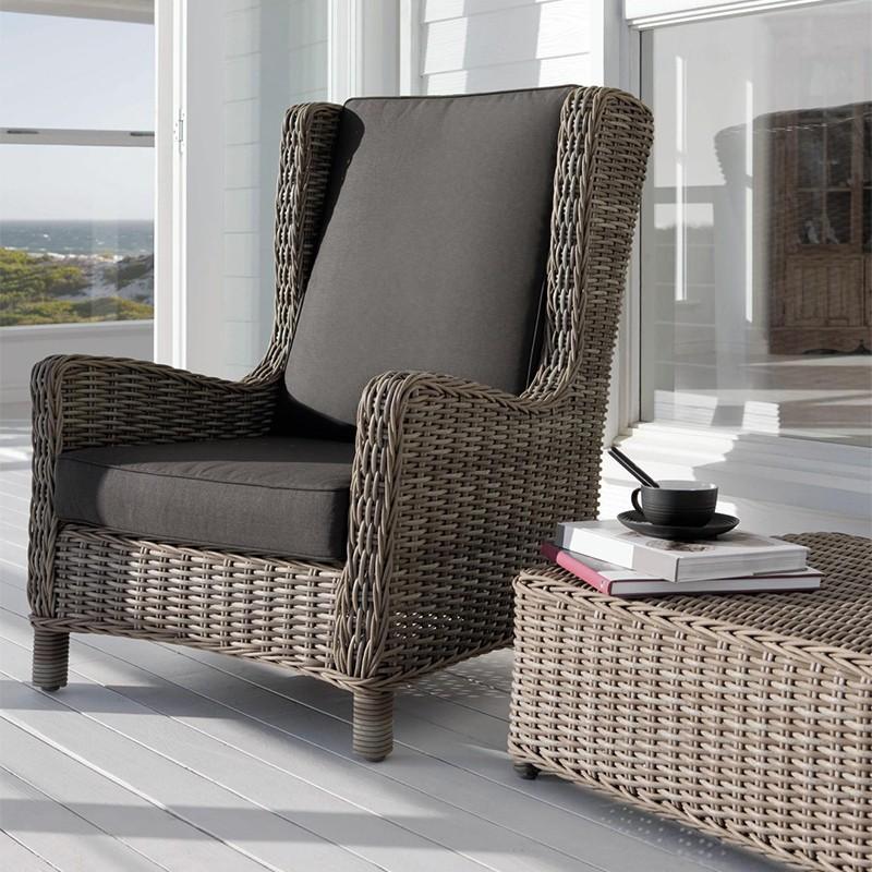 San Diego Lounge Chair Cord by Manutti