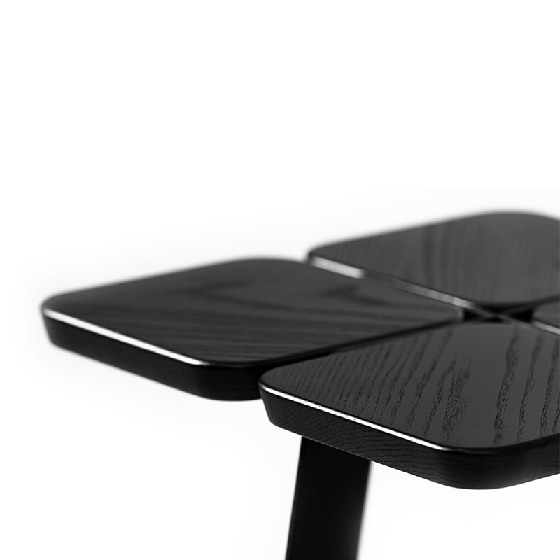 Stern Bar Stool by Panoptikum Collections