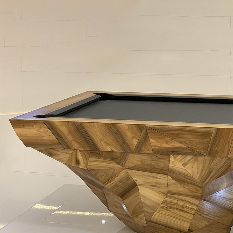 The Andes Billiard Table by MBM Biliardi