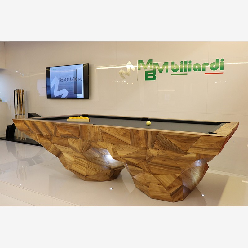 The Andes Billiard Table Pool Table