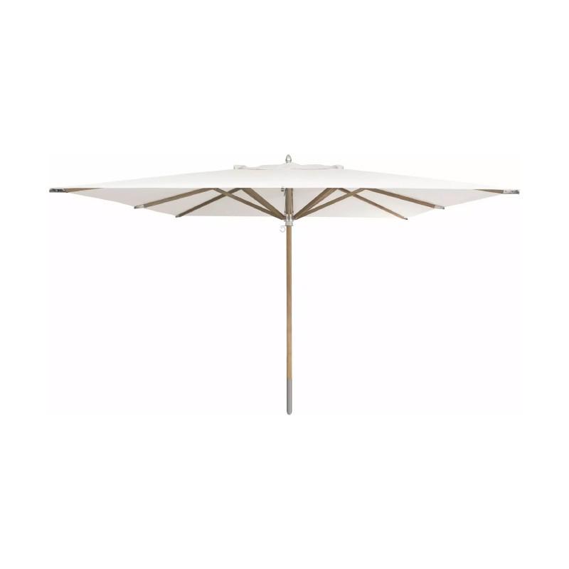 Umbrella Central Pole Teak by Manutti