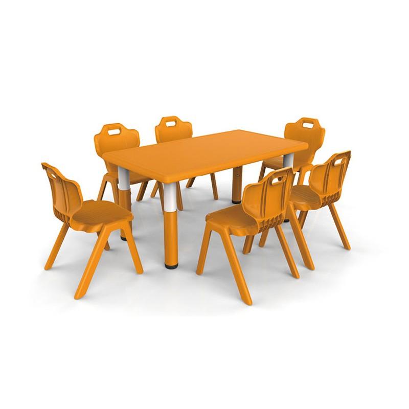 Ycy-010 Kindergarten Tables